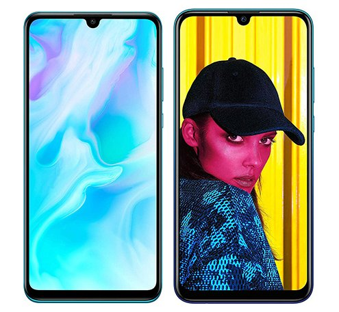 Smartphone Comparison: Huawei p30 lite vs Huawei p smart 2019