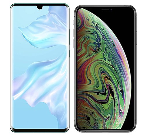 Smartphonevergleich: Huawei p30 pro oder Iphone xs max