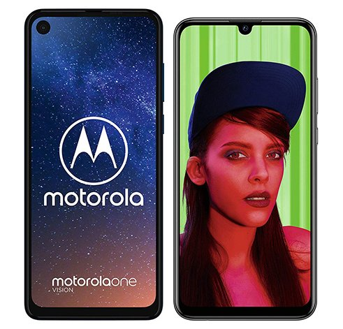 Smartphonevergleich: Motorola one vision oder Huawei p smart plus 2019