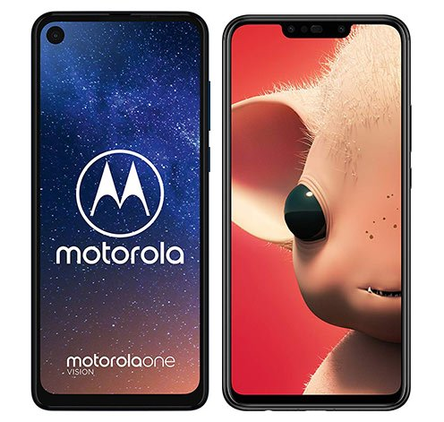 Smartphonevergleich: Motorola one vision oder Huawei p smart plus