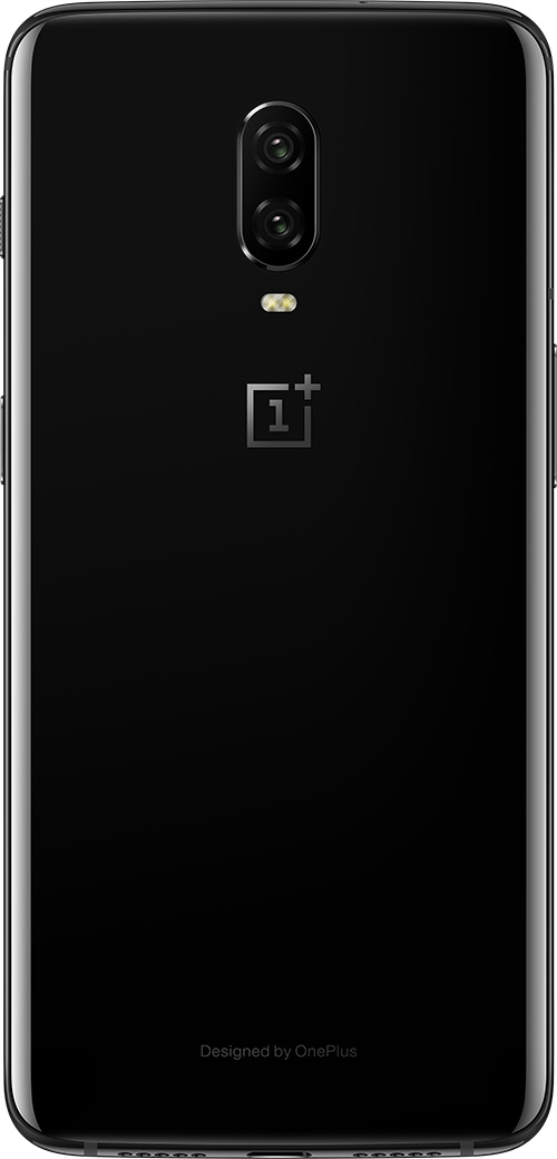 One Plus One Plus 6T back