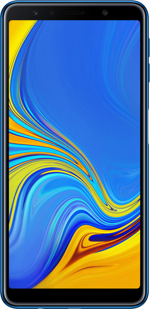 Samsung Galaxy A7 (2018) front