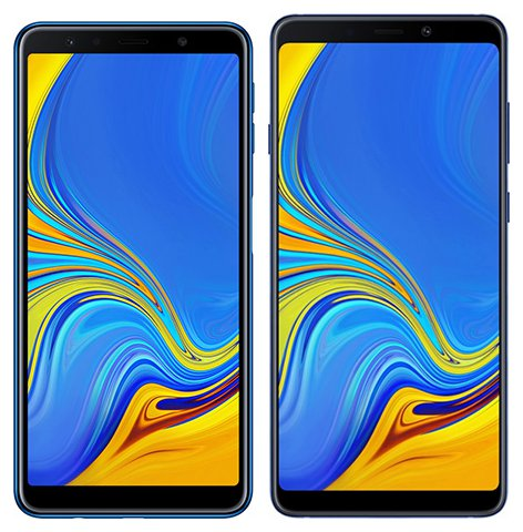 Smartphone Comparison: Samsung galaxy a7 2018 vs Samsung galaxy a9