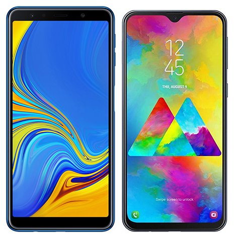 Smartphone Comparison: Samsung galaxy a7 2018 vs Samsung galaxy m20