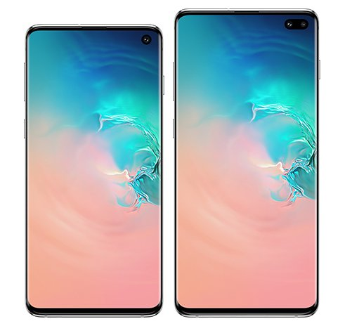 Smartphone Comparison: Samsung galaxy s10 vs Samsung galaxy s10 plus
