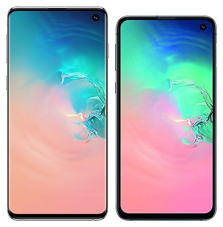 Smartphone Comparison: Samsung galaxy s10 vs Samsung galaxy s10e