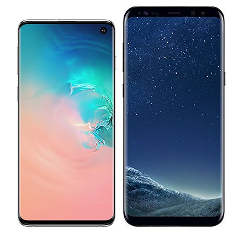 Smartphone Comparison: Samsung galaxy s10 vs Samsung galaxy s8 plus