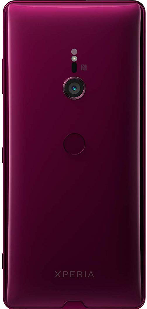 Sony Xperia XZ3 back