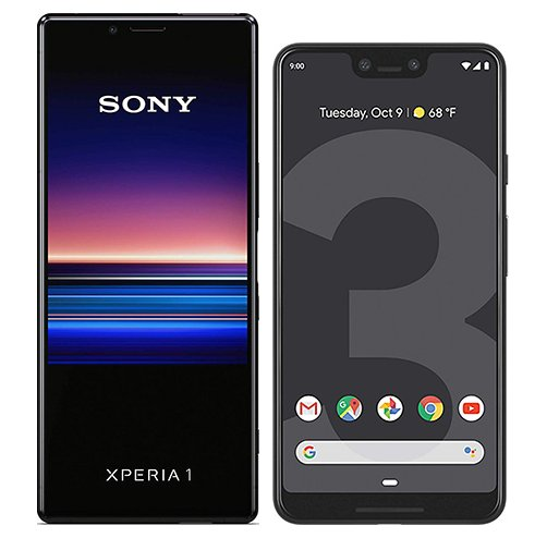 Smartphonevergleich: Sony xperia 1 oder Google pixel 3 xl