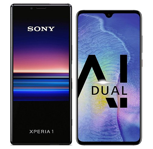 Smartphonevergleich: Sony xperia 1 oder Huawei mate 20