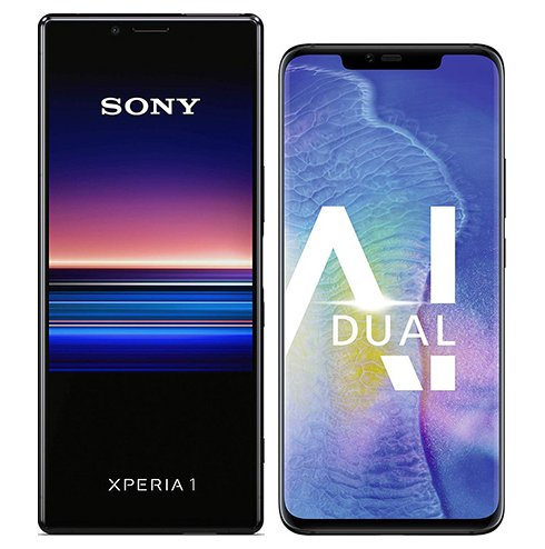 Smartphonevergleich: Sony xperia 1 oder Huawei mate 20 pro