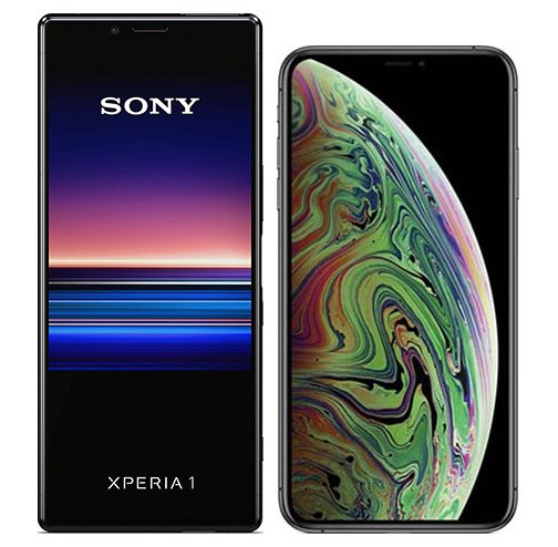 Smartphonevergleich: Sony xperia 1 oder Iphone xs max