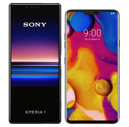 Smartphonevergleich: Sony xperia 1 oder Lg v40 thinq