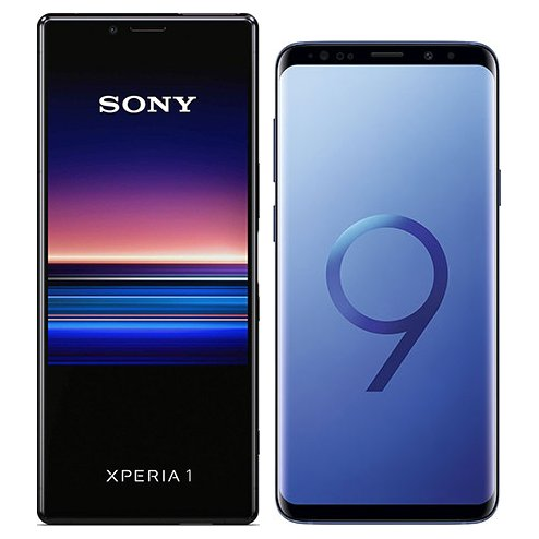 Smartphonevergleich: Sony xperia 1 oder Samsung galaxy s9 plus