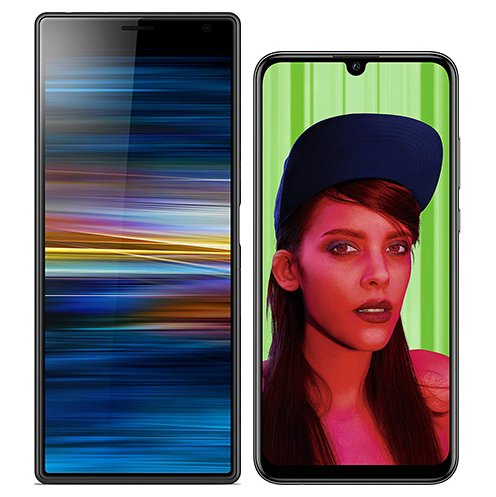 Smartphonevergleich: Sony xperia 10 plus oder Huawei p smart plus 2019
