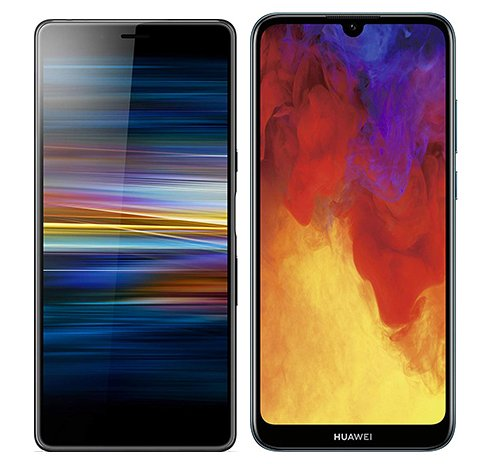 Smartphonevergleich: Sony xperia l3 oder Huawei y6 2019