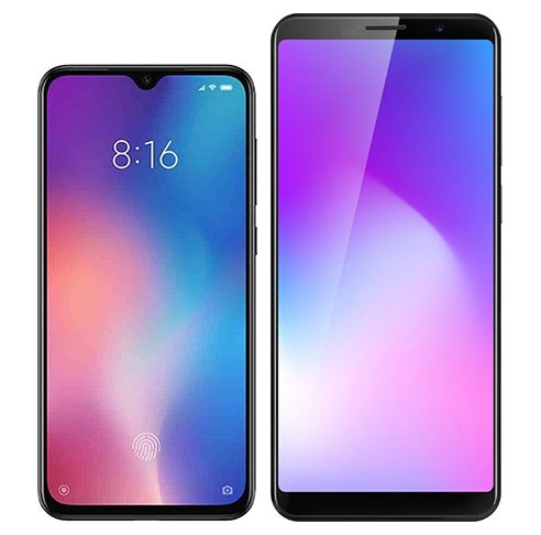 Smartphone Comparison: Xiaomi mi 9 se vs Cubot power