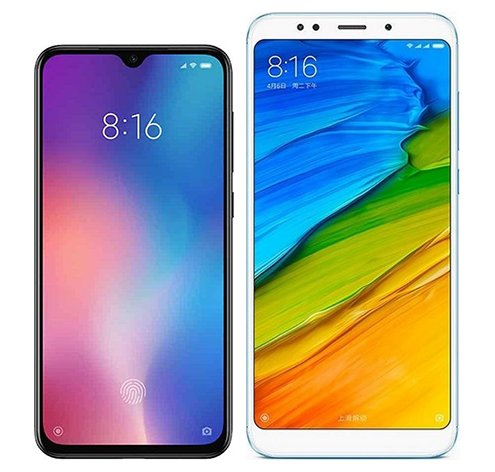 Smartphone Comparison: Xiaomi mi 9 se vs Xiaomi redmi 5 plus