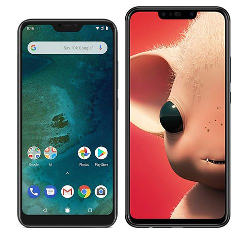 Smartphone Comparison: Xiaomi mi a2 lite vs Huawei p smart plus